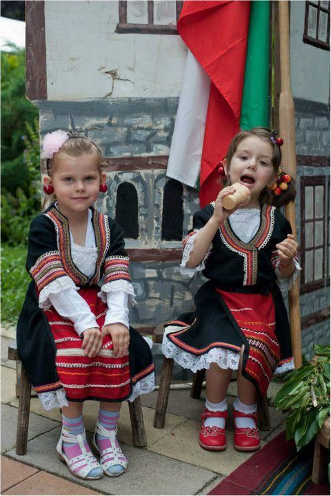Europe is a melting pot of all Tribes and Cultures. I'm beginning to think that I need to dig even deeper into the Family Tree Root Base! This is Bulgaria!