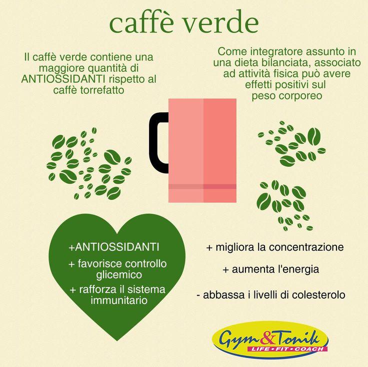 Conoscete tutte le proprietà del caffè verde? Beviamo una tazza insieme nel nostro BLOG!   http://www.lifefitcoach.it/gymtonik/blog/