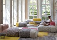 GAN Online Shop Design Rugs Cushions Poufs Spaces Handmade - GANSHOP