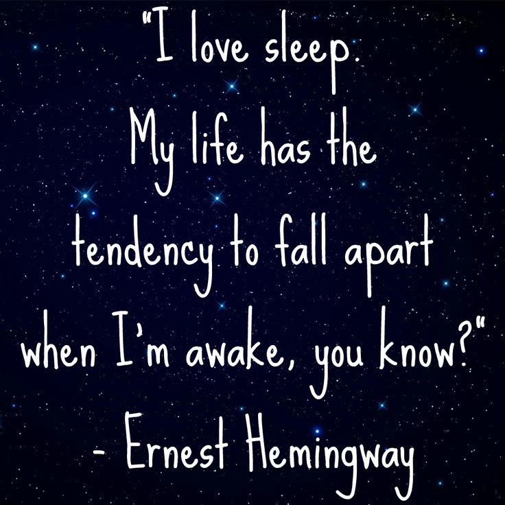 Quotes For Sleep