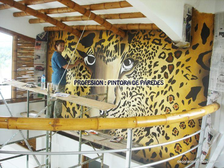 Soniavelasco bambu murales texturas obras de arte for Murales para ninos