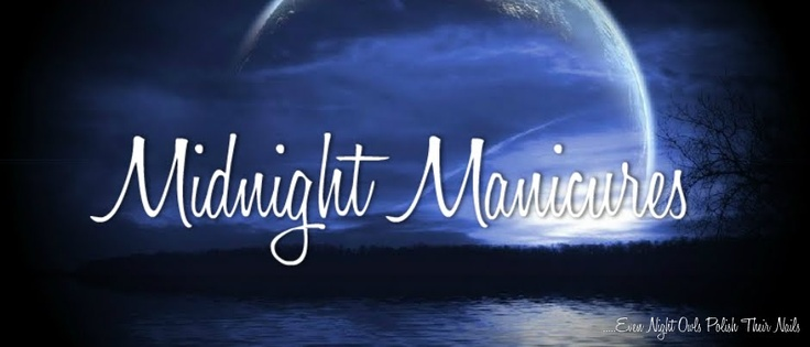 Midnight Manicures 1 year    Blog Anniversary Giveaway, scroll through and get your chance to win.  Over $500 in products.: 1 Year