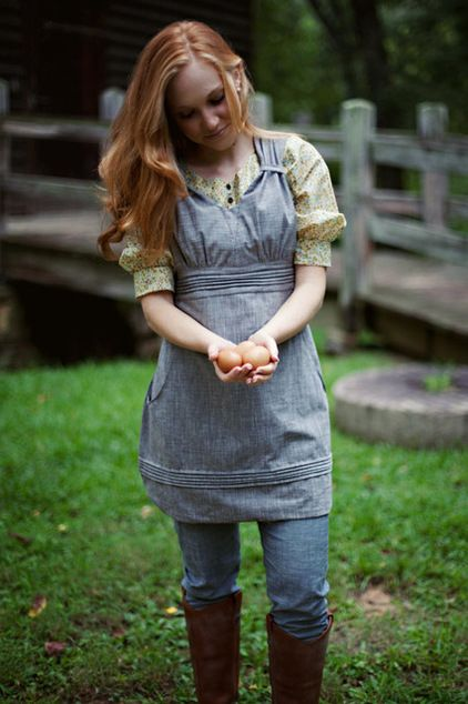 Sewing Patterns | Contemporary Aprons by Etsy