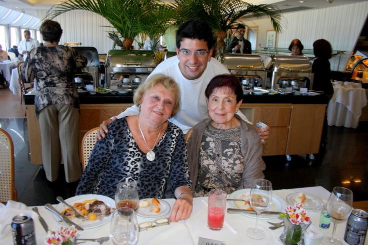 Almoço no Hotel Windsor em Copacabana