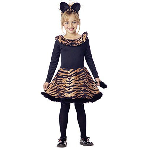 Sensational Tiger Halloween Costumes For A Roaring Good Time