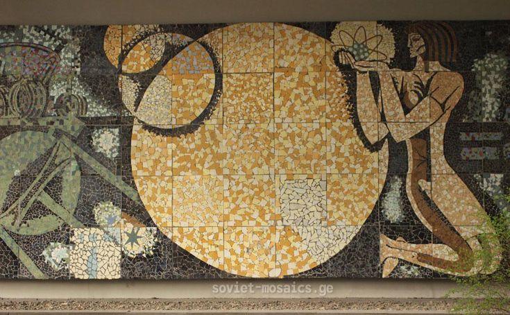 All Locations | Soviet Mosaics