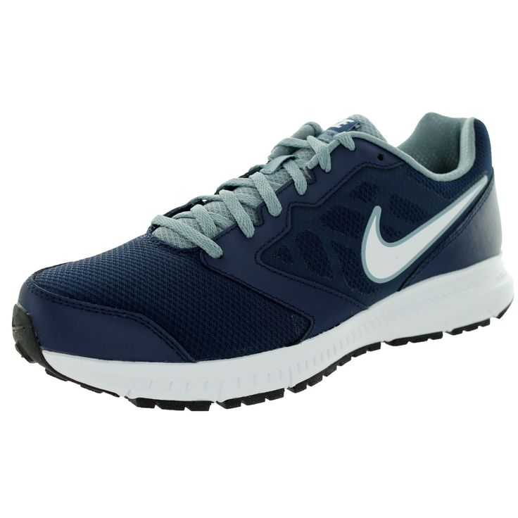 Nike Men's Downshifter 6 Midnight Navy, White, and Magnet Grey Size Running  Shoes