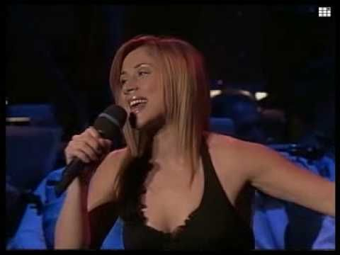 (Live) Lara Fabian - Evergreen (Barbra Streisand) (Live At Boston Pop)