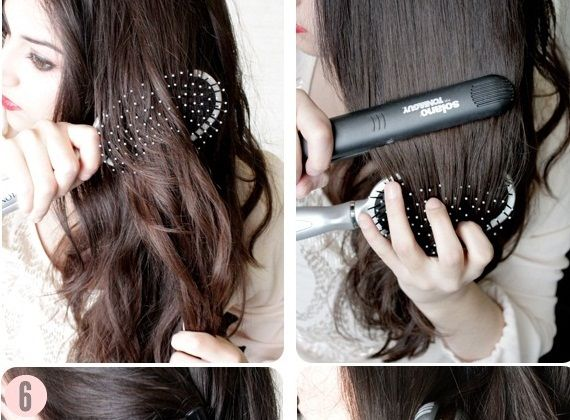Get soft curls in 10 minutes