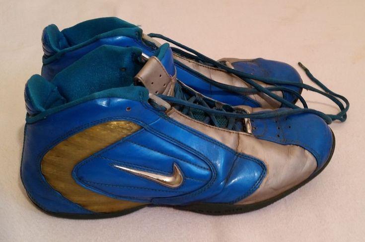 Nike Zoom Air Herren Sportschuhe Gr 45  Verkaufe ein Paar Nike Zoom Air Größe 45 mit deutlichen Gebrauchsspuren.  Gewicht 904 gr