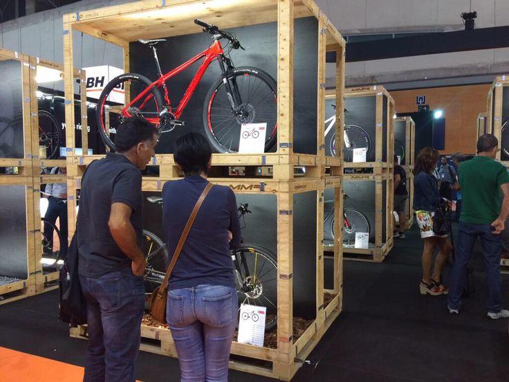 Feria Unibike 2015, MMR bikes by CajaEco®