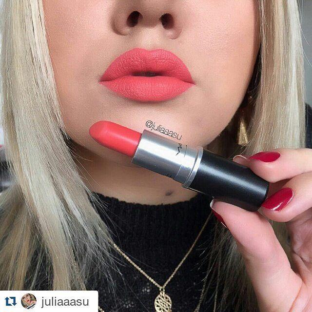 Mac Lipstick Tropic Tonic