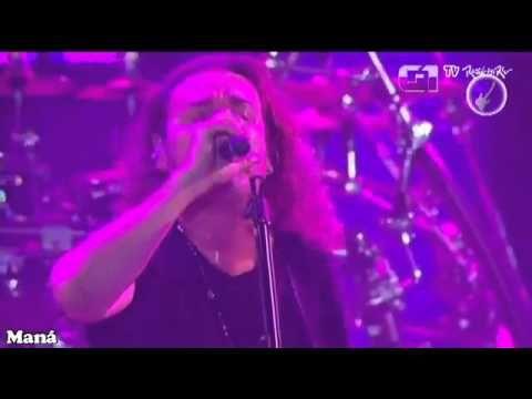 Maná  - Labios Compartidos @Live Rock in Rio 2011