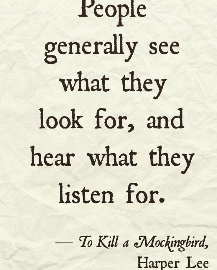 To Kill A Mockingbird (1960), Harper Lee