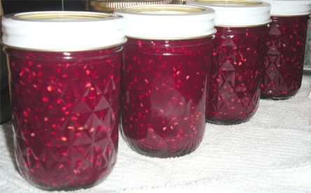 White Chocolate Raspberry Jam