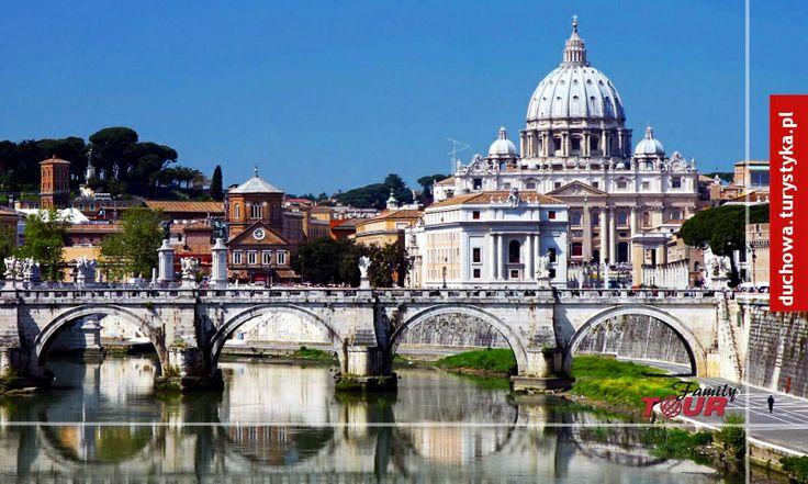 Rzym http://www.duchowa.turystyka.pl/204,pielgrzymka-lotnicza-do-rzymu-wlochy-zwiedzanie-modlitwa-5-dni.html
