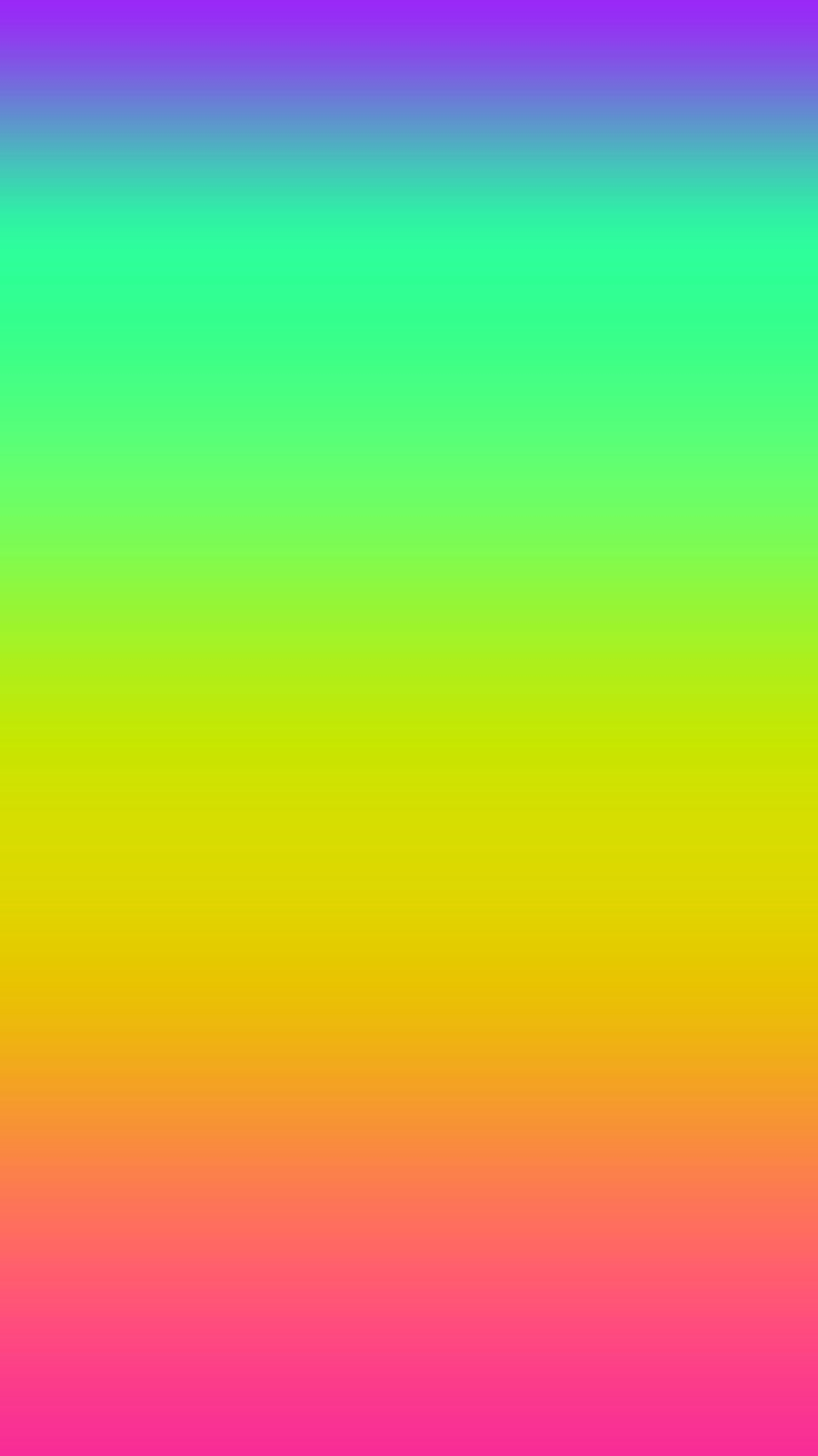 Rainbow Ombre iPhone 6/6s Wallpaper By Amy Raymond