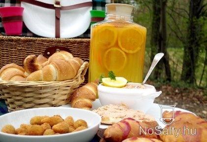 Citrusos limonádé http://www.nosalty.hu/recept/citrusos-limonade