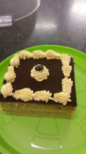 Javanais taartje