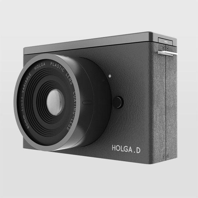 Saikat Biswas' Holga is a digital cameral for lo-fi freaks