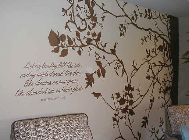 wisconsin illinois decor details hand painted wall murals. Black Bedroom Furniture Sets. Home Design Ideas
