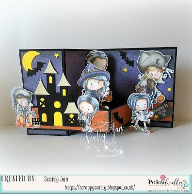 Designed by Scatty Jan using Winnie Wednesday http://www.polkadoodles.co.uk/new/added-in-sept/
