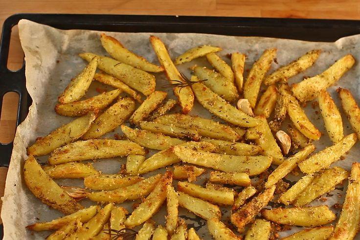 cartofi crocanti la cuptor final, cartofi crocanti la cuptori rumeni