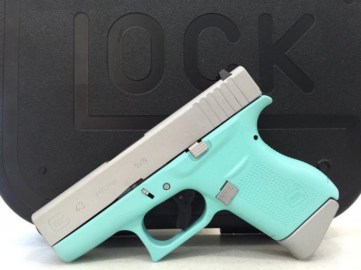 tiffany blue pistol - 736×552