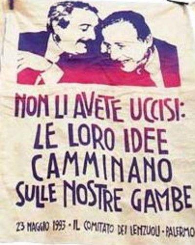 In ricordo di Falcone e Borsellino