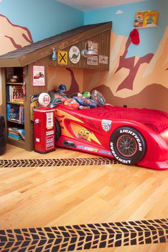 Racecar Room. 10 best NASCAR Decor images on Pinterest
