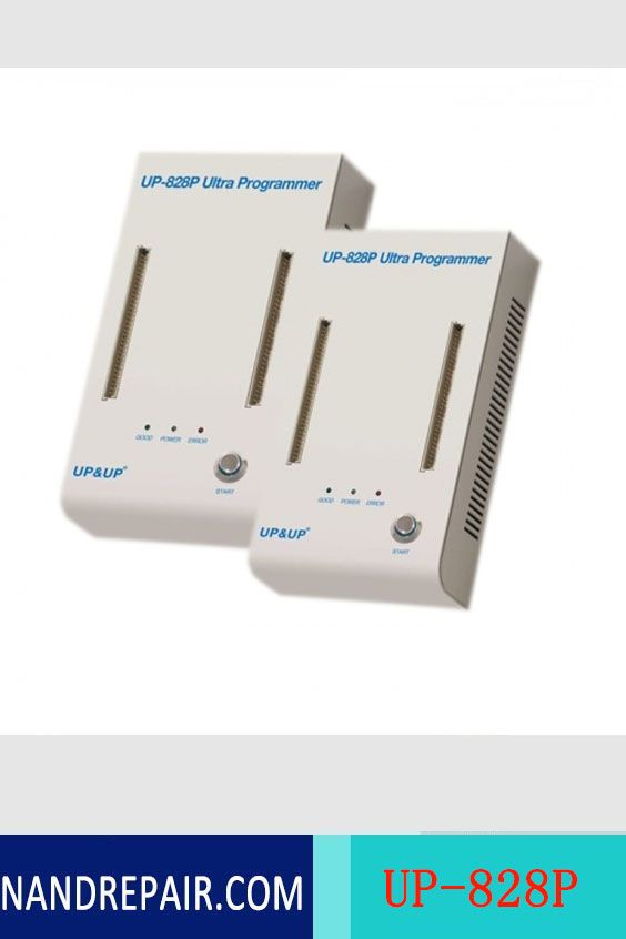 UP-828 Universal Programmer provide a growing number if ic