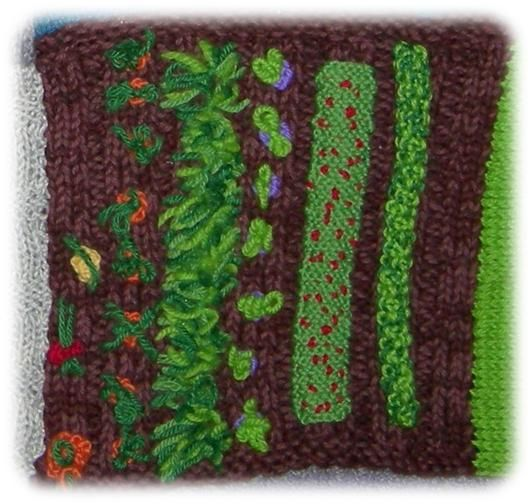 Knitting Pattern For Vegetables : 17 Best images about knitting and crochet on Pinterest Free pattern, Wool a...