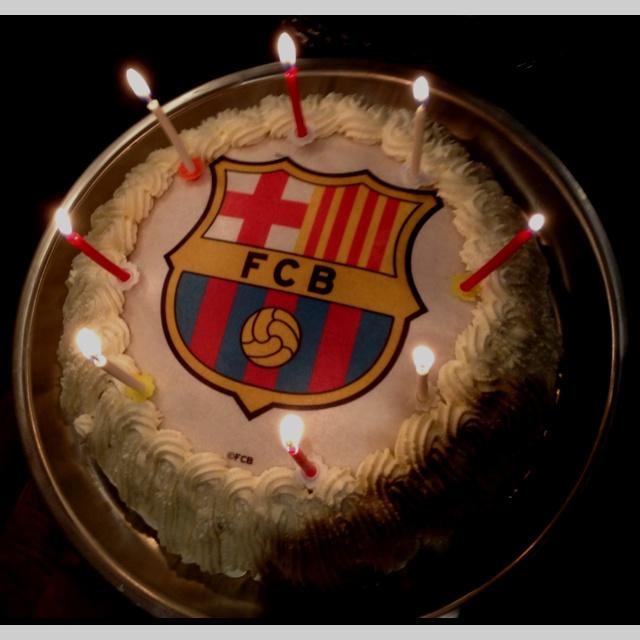 A fans birthday :-)Fans Birthday