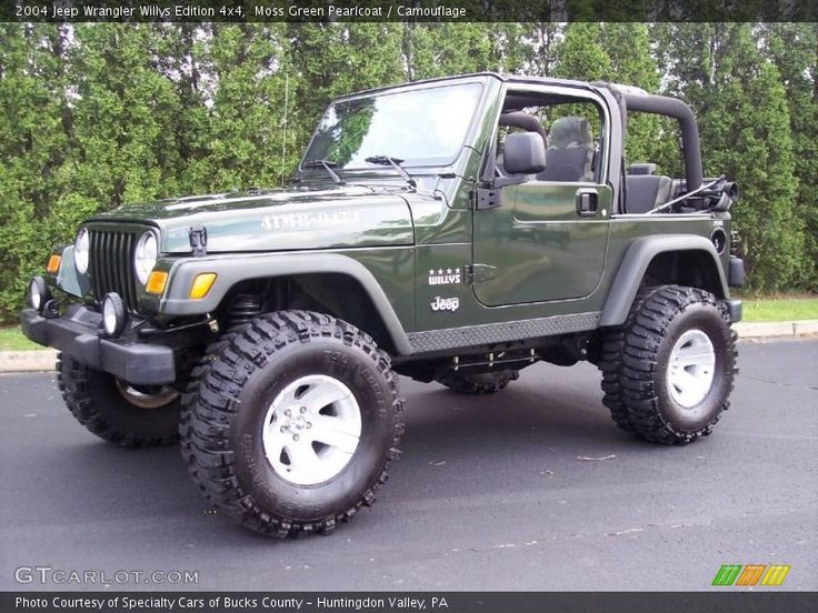 25 best 2004 jeep wrangler ideas on Pinterest  2003 jeep