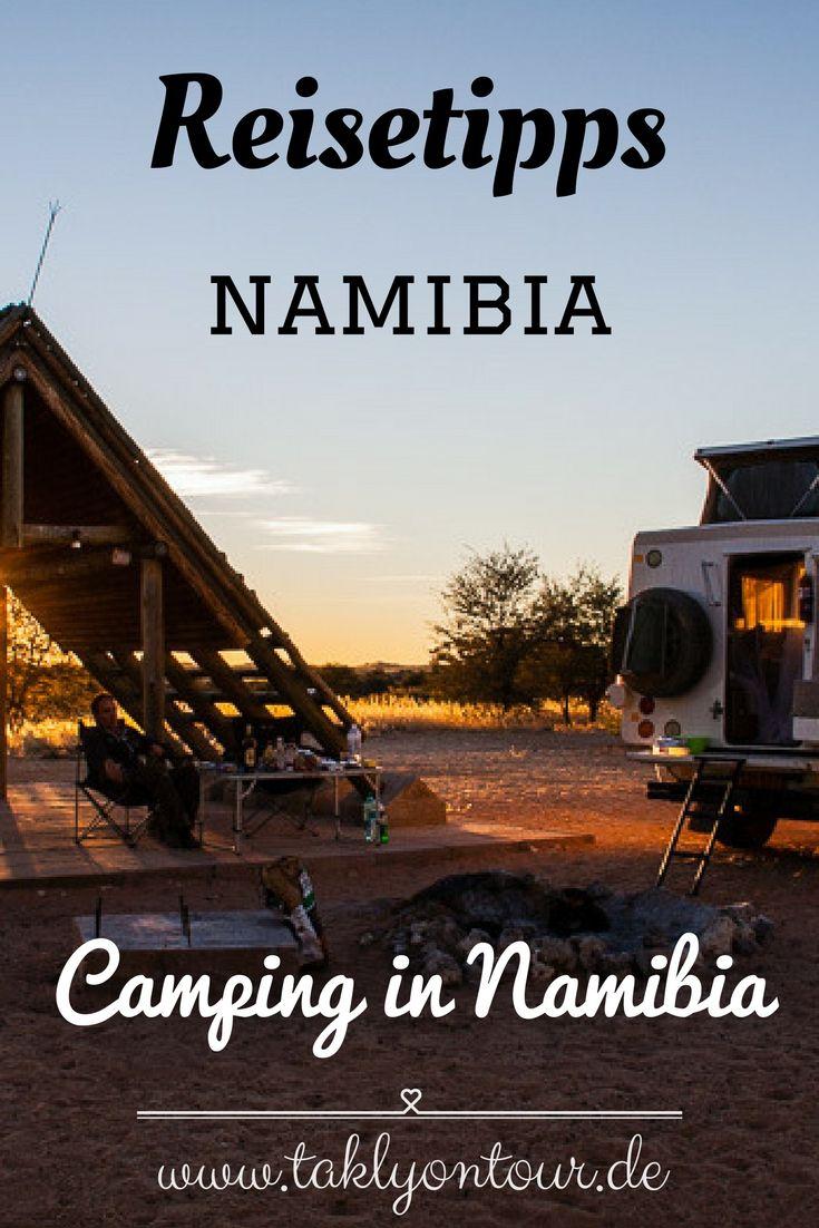 Camping in Namibia - Reisetipps | Erfahrungen, Planungshilfe, viele Tipps und Hilfestellungen für Camping in Namibia. Gastartikel von Dinkyland | Roadtrip Ideen und Tipps auf deutsch
