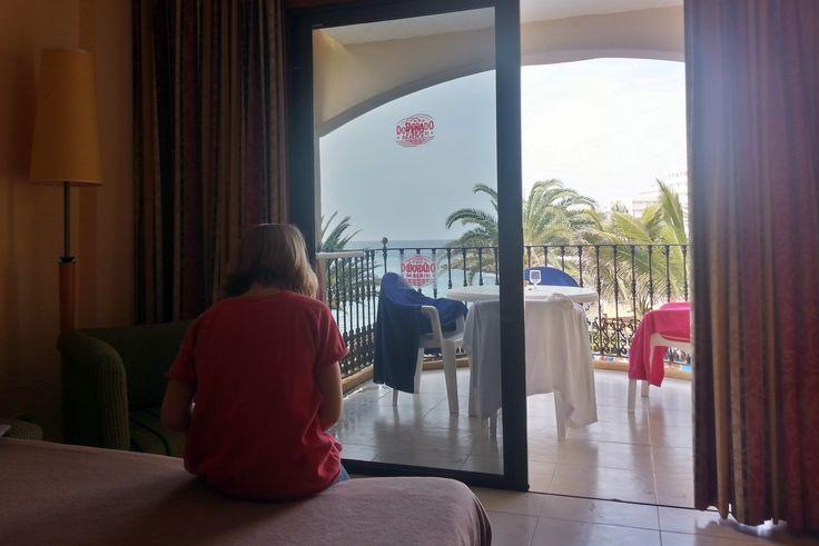 'Unser Traumzimmer' aus dem Reiseblog 'Über Weihnachten auf den Kanaren: Urlaub im Dorado Beach auf Gran Canaria'