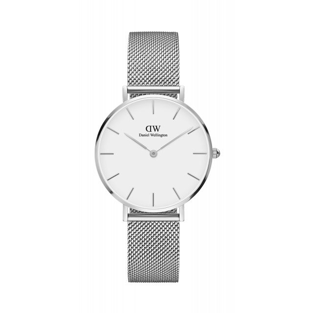 Daniel Wellington | Classic Petite Sterling 32mm Women Elegant Watch