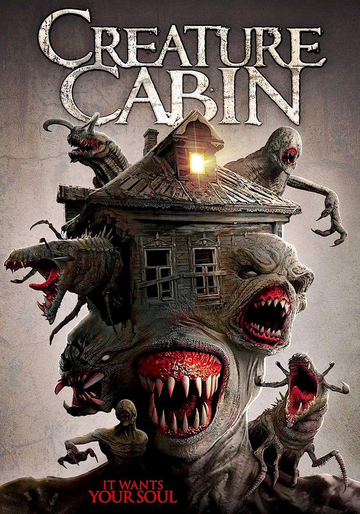 CREATURE CABIN DVD (WILD EYE RELEASING) in 2020
