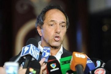 Se viene #LaGranArgentina | #Scioli2015