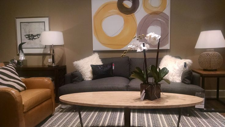 Appollo sofa @ Ethan Allen  Lyndhurst, Ohio