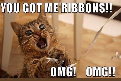 RIBBONS!!