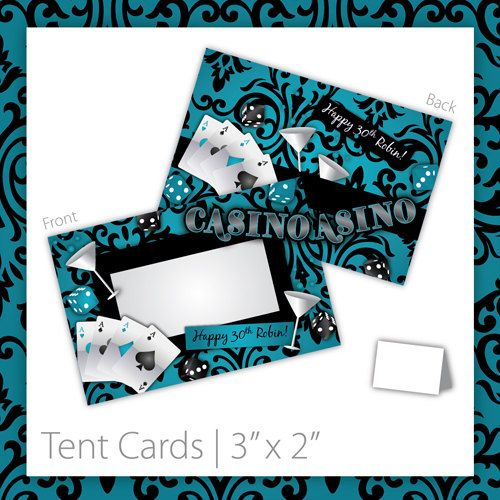 Casino Party Tent Cards : Blank . PRINTABLE Casino Lush . INSTANT DOWNLOAD ~ $6.00 ~ casino tent cards, printable casino tent cards, printable tent cards, casino tent sign, casino party sign, casino party signage, casino theme, woman casino, casino food labels, casino food signs, las vegas casino, las vegas theme party, casino theme, casino name tent cards, las vegas casino tent cards ~ #CasinoParty #CasinoNight #CasinoTentCards https://www.etsy.com/listing/157234214