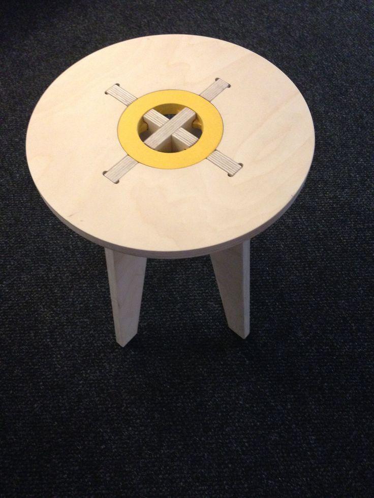 Customisable stool by minima http://minima.co.za
