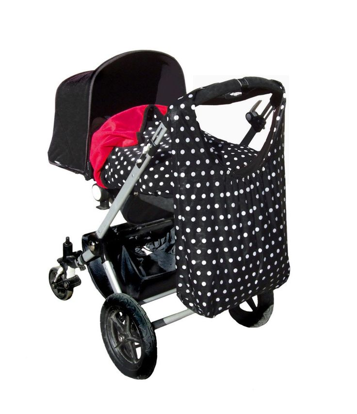 Borsa da Passeggino Rockabilly dot – RocketBaby.it