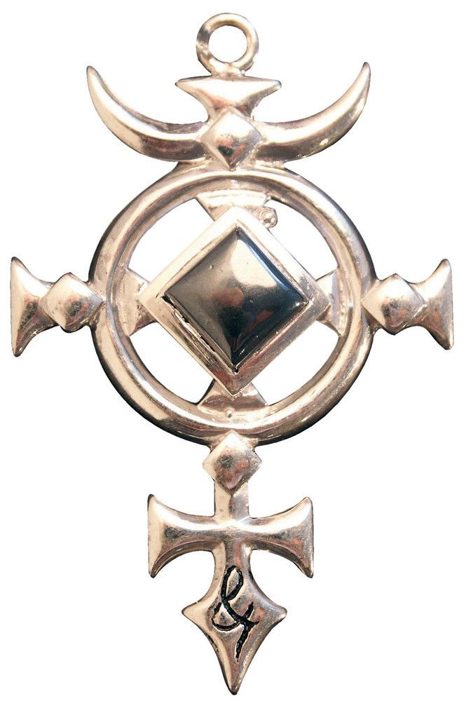 Hematite is the stone of immense strength. It is mounted on the Archangel Cross of St. Michael for protection.Cross of St Michael Hematite for Protection