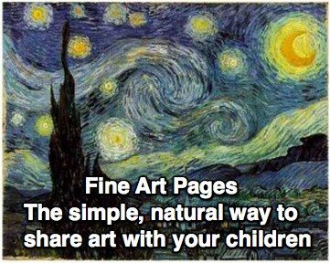 Win 25 Fine Art Pages by Classical Composers Monthly! Teach kids art the easy way ~ Review and Giveaway - The Homeschool Four