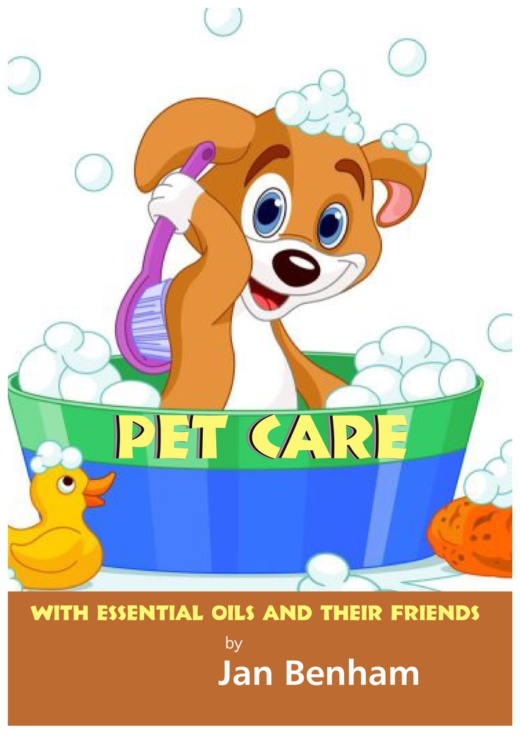 Available from Kindle  from May 1st, 2013  Contains everything you wanted to know about using essential oils on dogs, cats and horses.  Learn how to make organic products with healthy and all natural ingredients.  Also included: how to start your own pet care product business.  Recipes included Shampoos, conditioners, Bug repellents, and treatments including eczema, aches and pains, arthritis etc