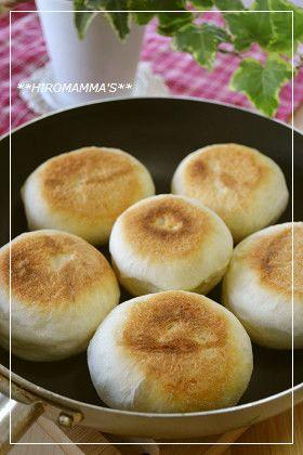 フライパンでパン!!@フライパン26㎝ by HIROマンマ [クックパッド ...