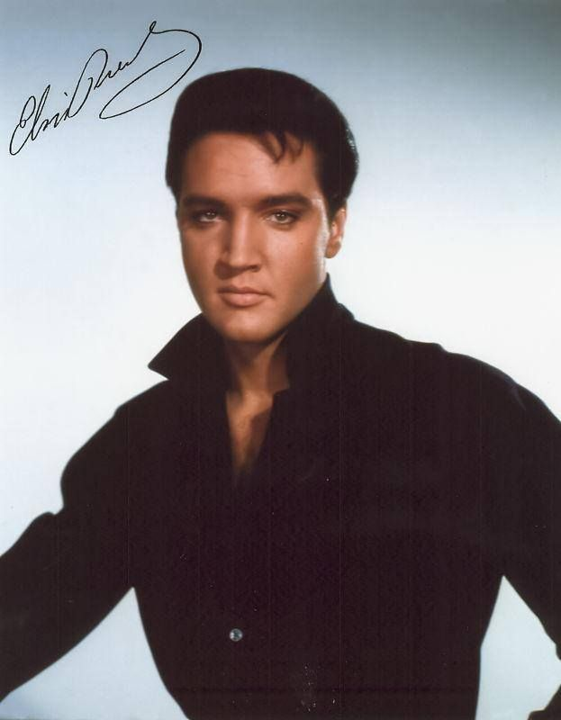 Elvis.....the way I will always remember him.