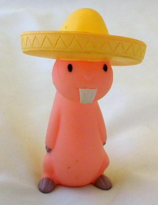 Molerat rufus toy naked